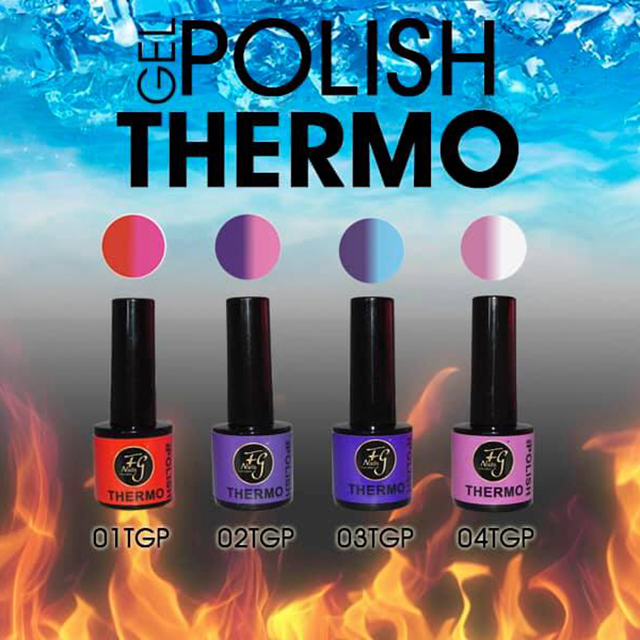 GEL POLISH THERMO
